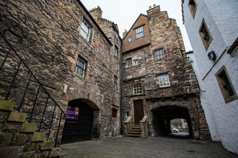 Bakehouse Close Edinburgh
