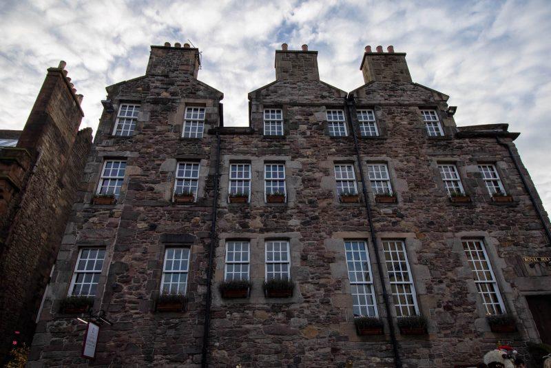 Cannonball house Edimburgo