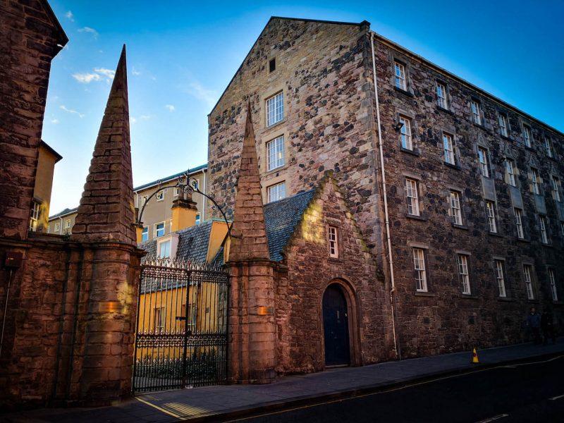 Canongate Edimburgo