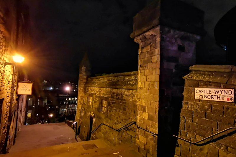 Castle Wynd North