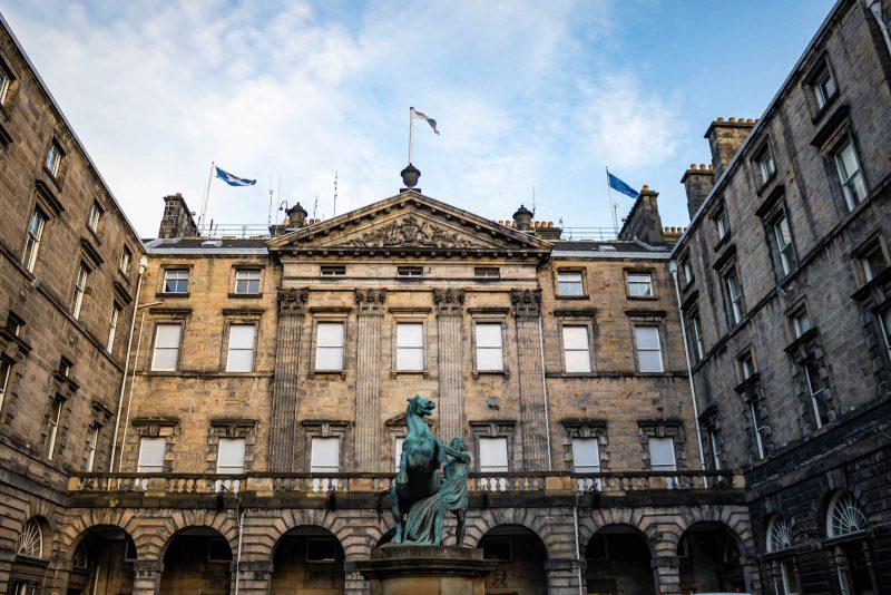 City Chambers Edimburgo