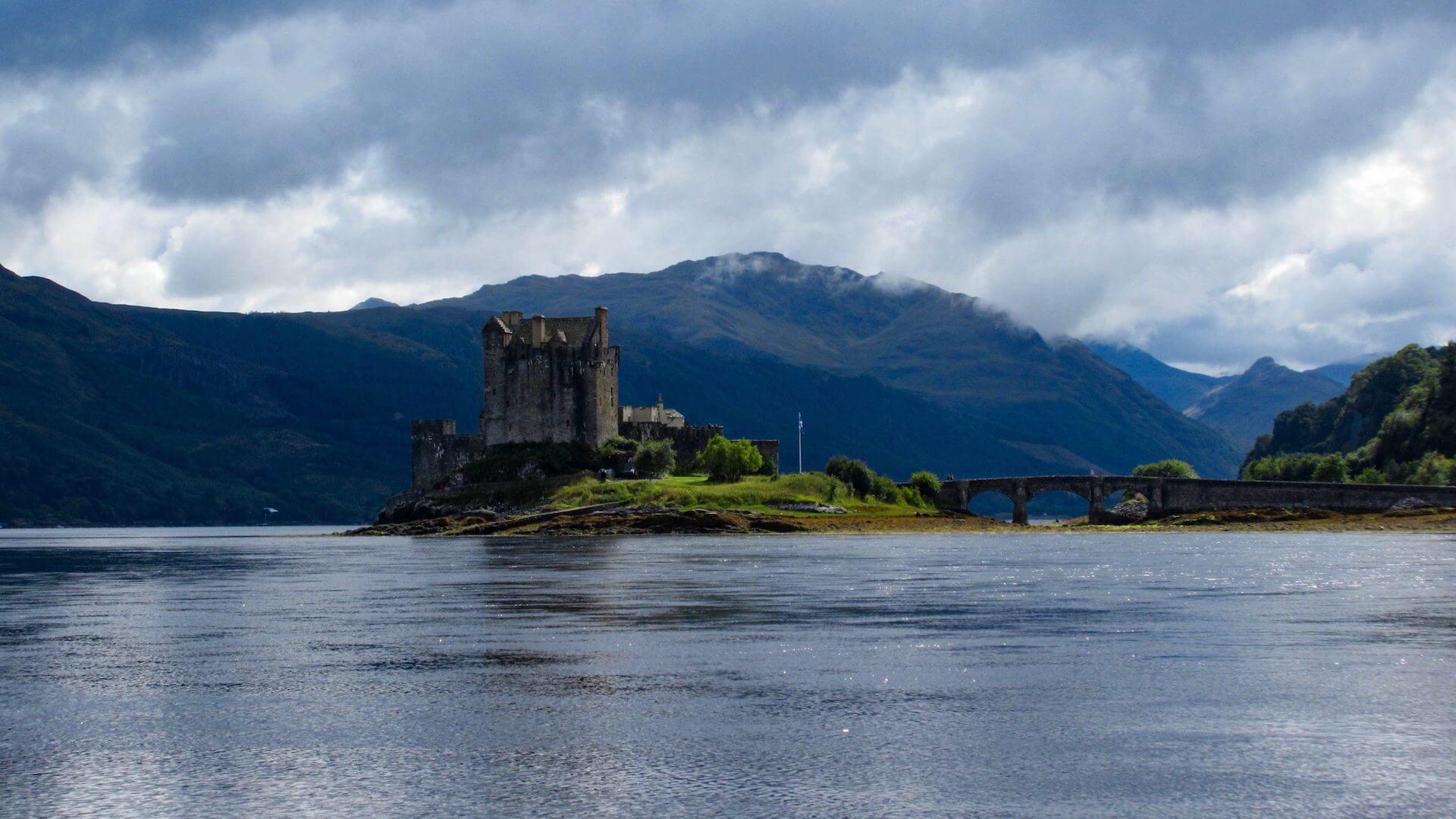 Castelli Scozia