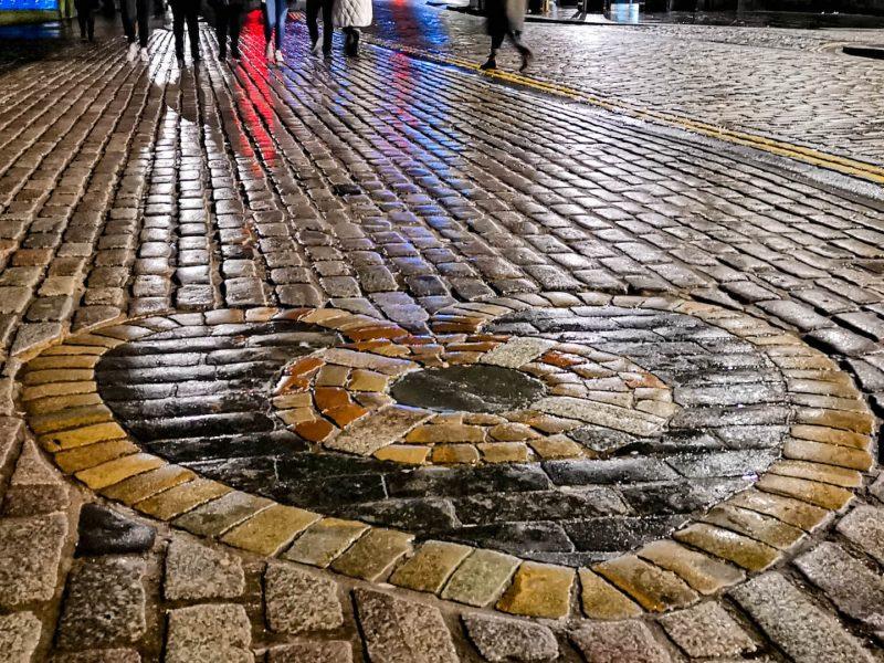 Heart of Midlothian Royal Mile Edimburgo