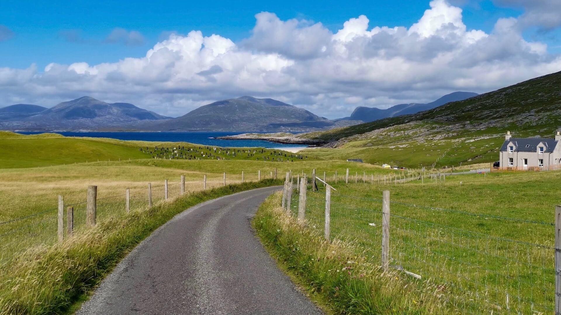 Itinerari di Scozia