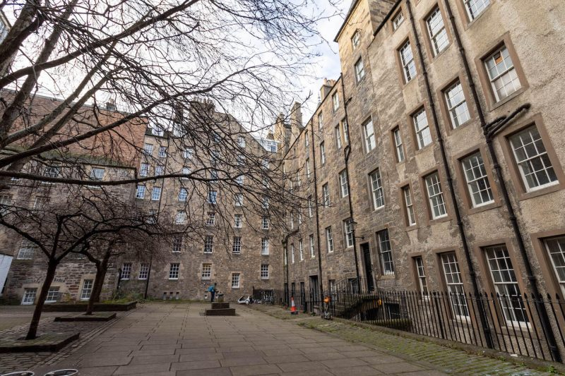 James Court Edimburgo