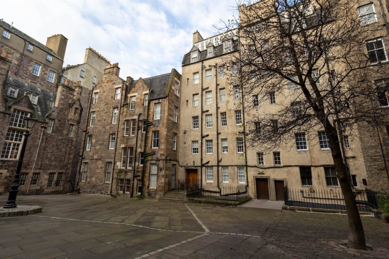 Makar's Court Edimburgo