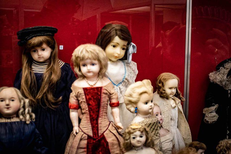 Museum of Childhood bambole