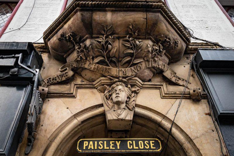Paisley Close