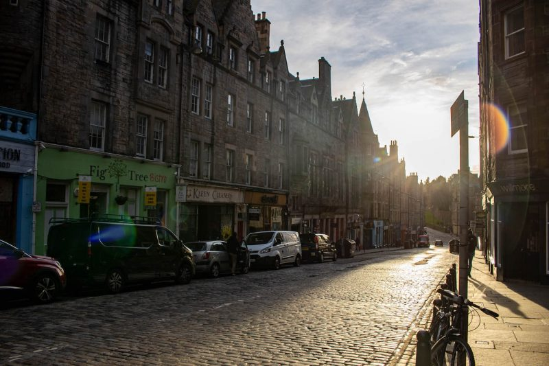 St Mary Street