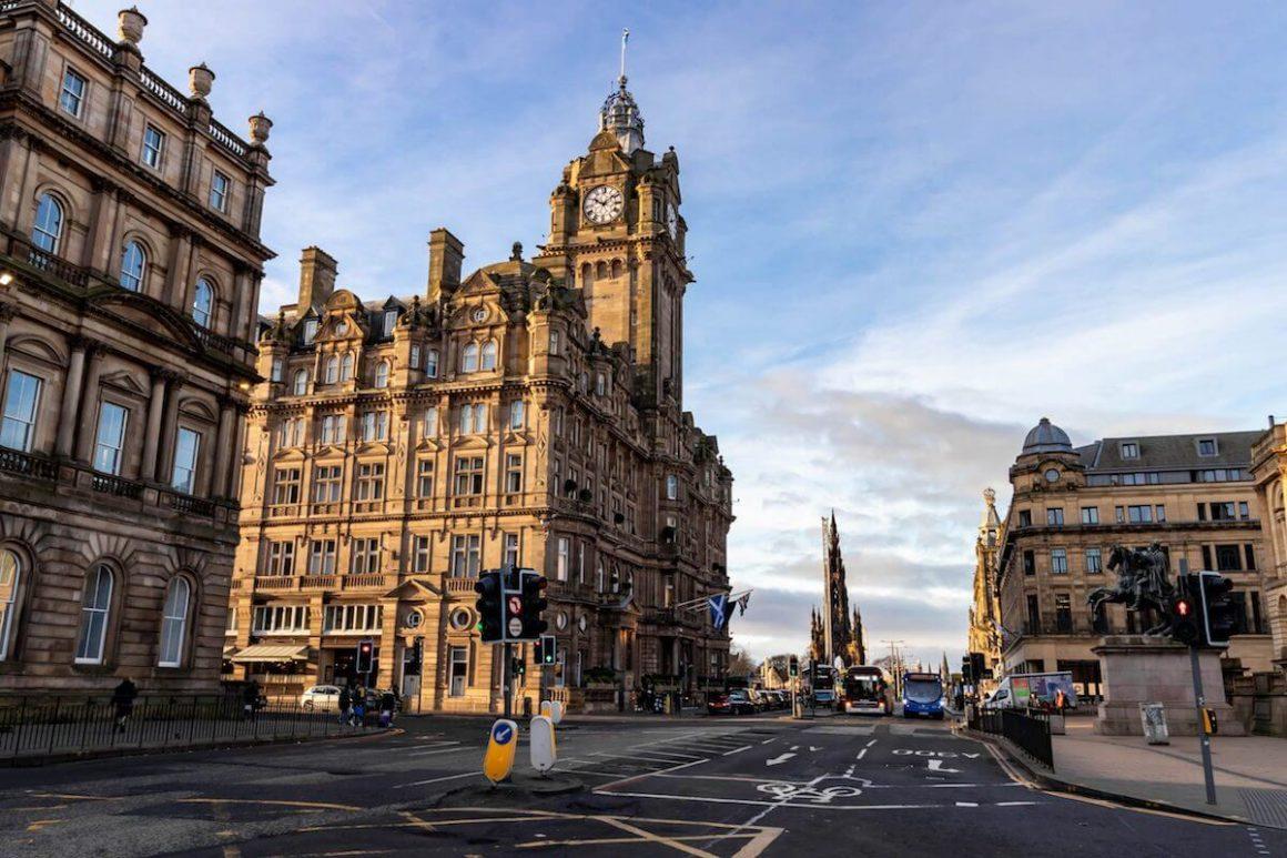 Edimburgo Scozia Balmoral