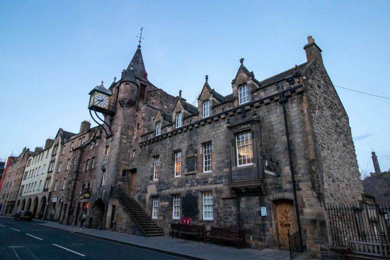 Talbot tavern Edinburgh