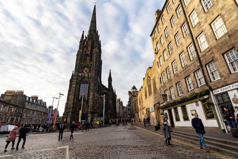The Hub Edimburgo