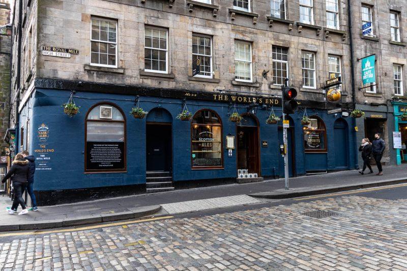 The World's End Edimburgo
