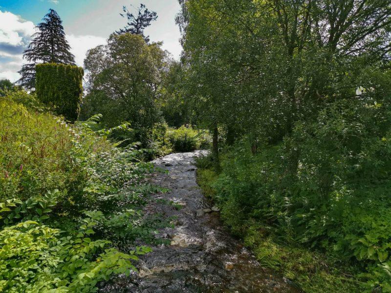 Giardini blair castle