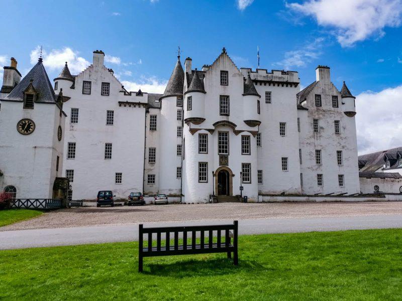 Blair Castello scozia