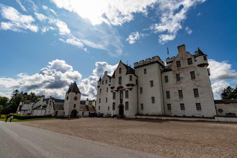 Blair castello