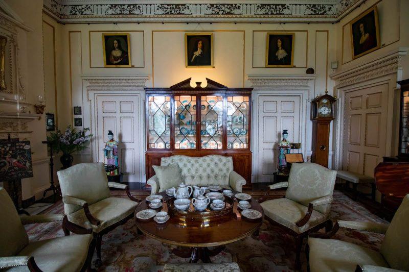 Blair castle castello scozia