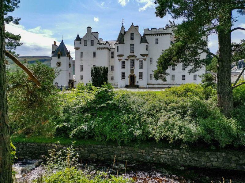 Blair Castle scozia