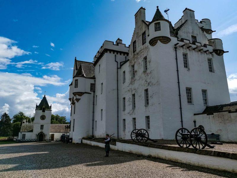 Blair castle castello