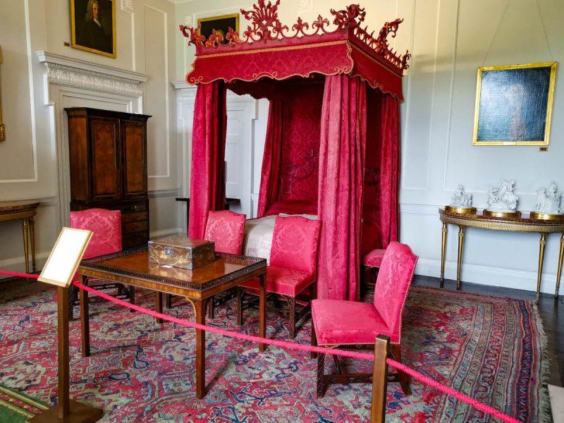 Blair castle interni