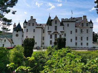 Blair Castle Perthshire