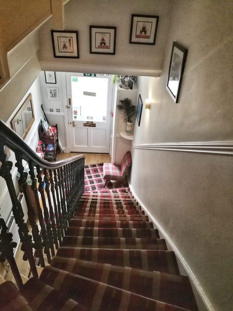 Munro Guest House interni