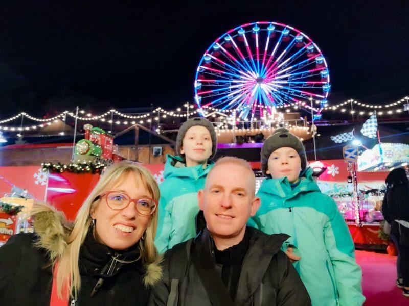 Natale Edimburgo