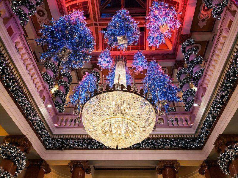 Edimburgo Dome decorazioni