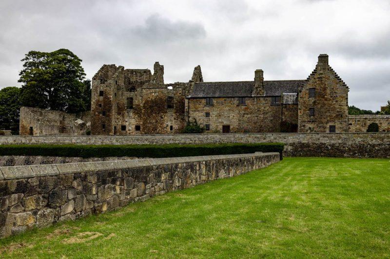 Aberdour Castle Outlander