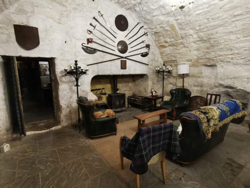 Balgonie Castle Fife Outlander