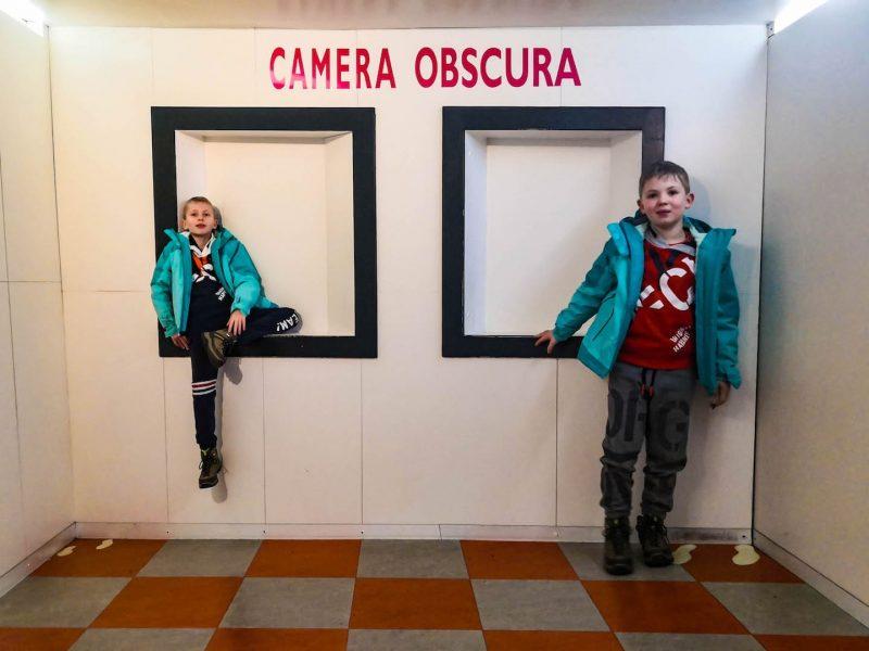 magia Camera Obscura