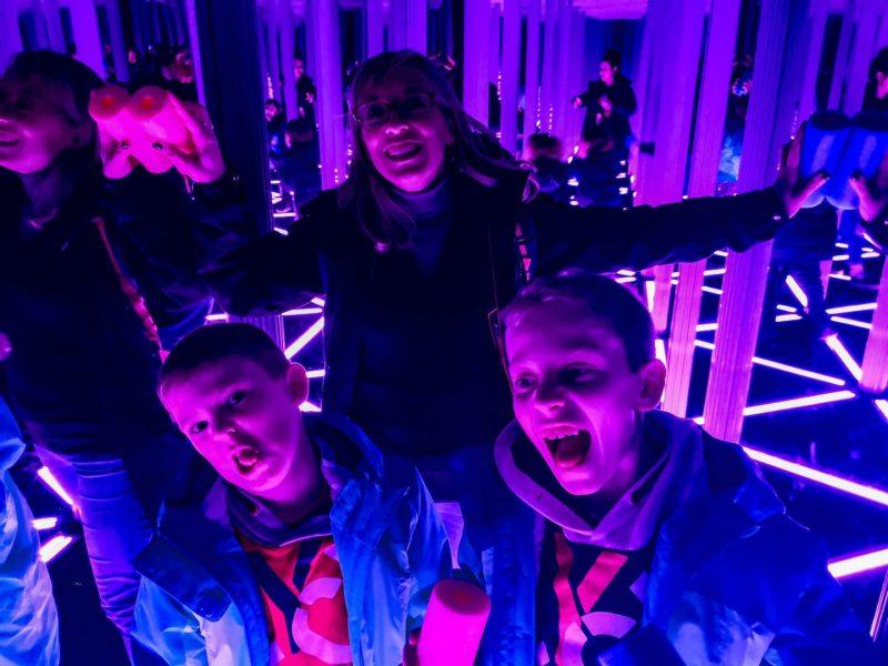 labirinto Camera Obscura