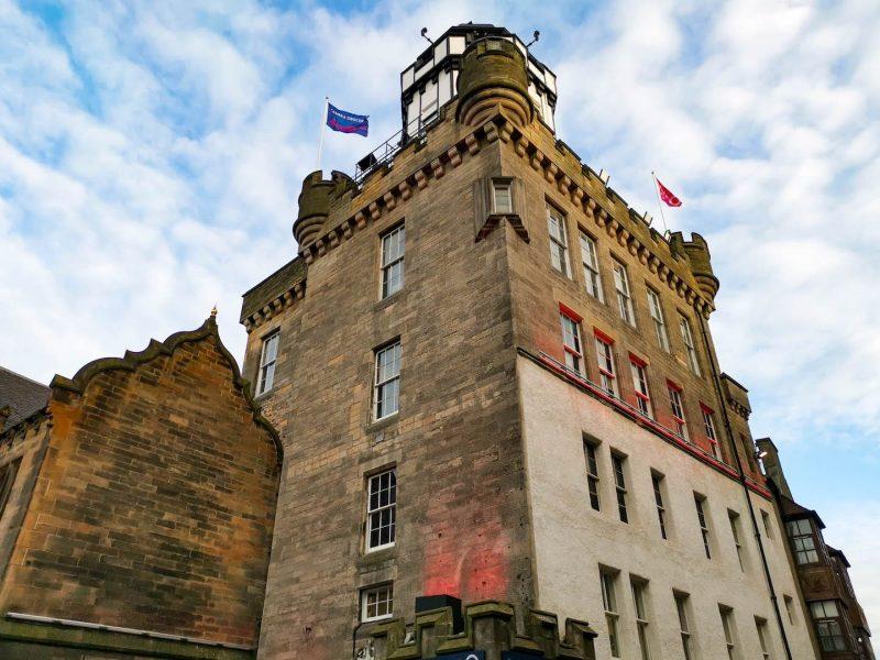 Camera Obscura Scozia