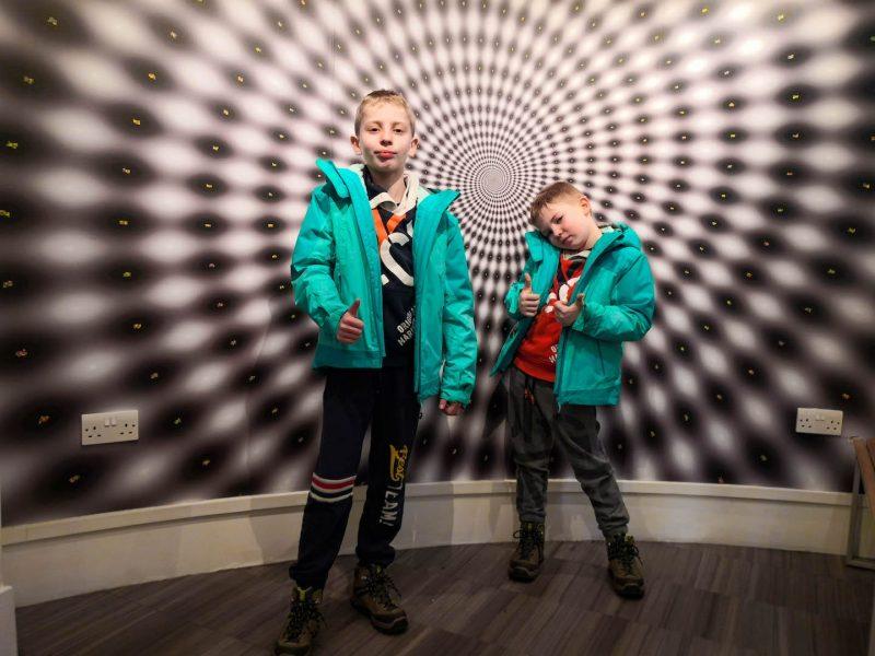 Bambini Camera Obscura