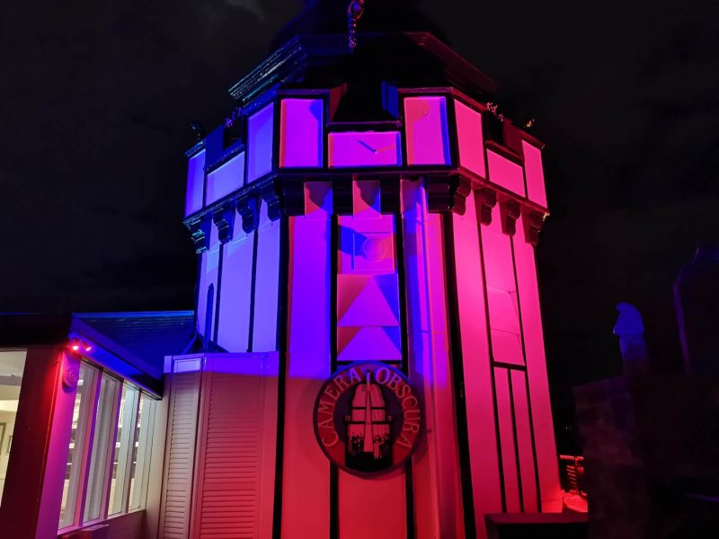 Edimburgo Camera Obscura