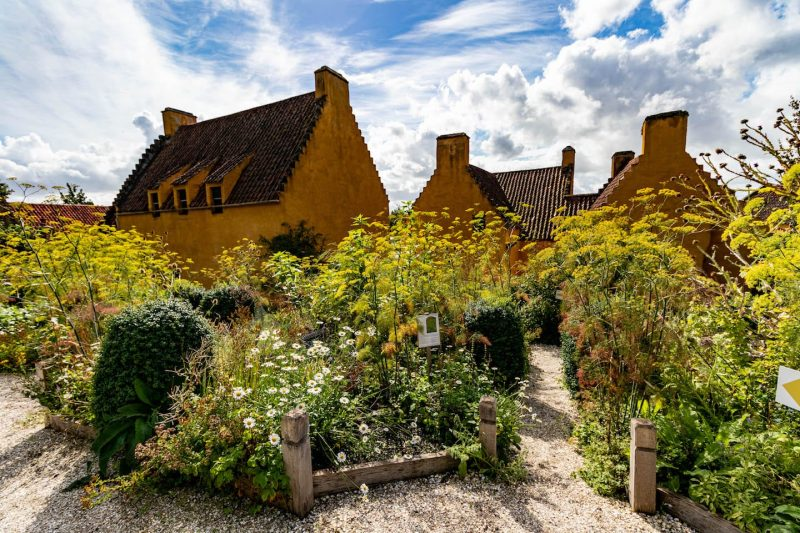 Culross Palace Fife Outlander