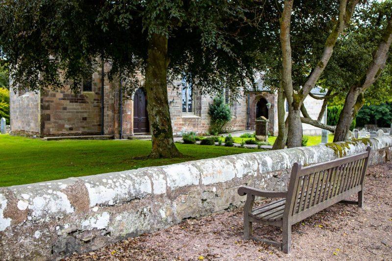 Dunino Den Chiesa Fife