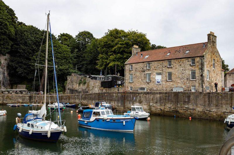 Dysart Harbour Outlander
