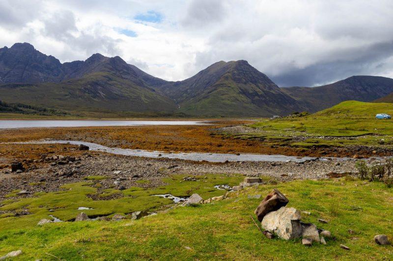 Elgol Loch Slapin