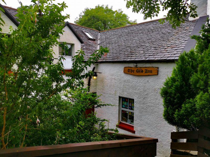 Old inn Carbost