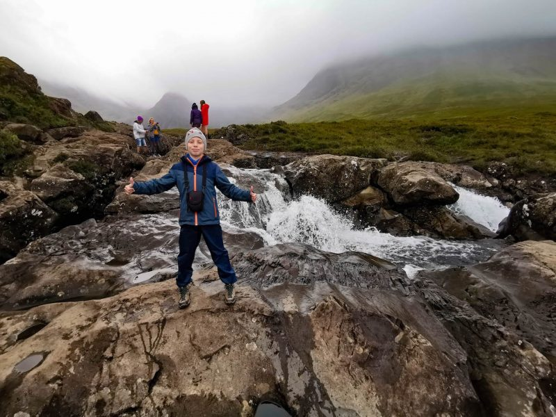 Piscie fate Scozia