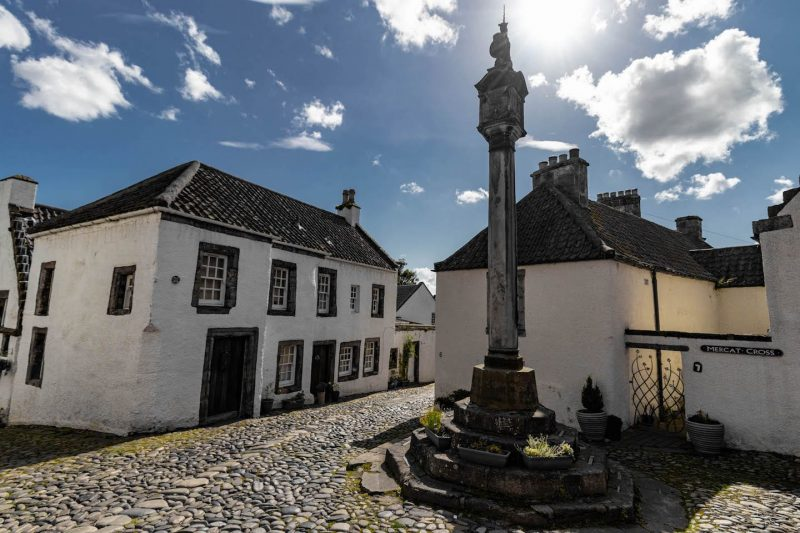 Culross Mercat Cross