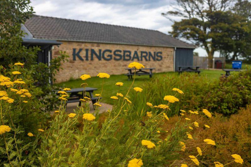 Kingsbarns distilleria