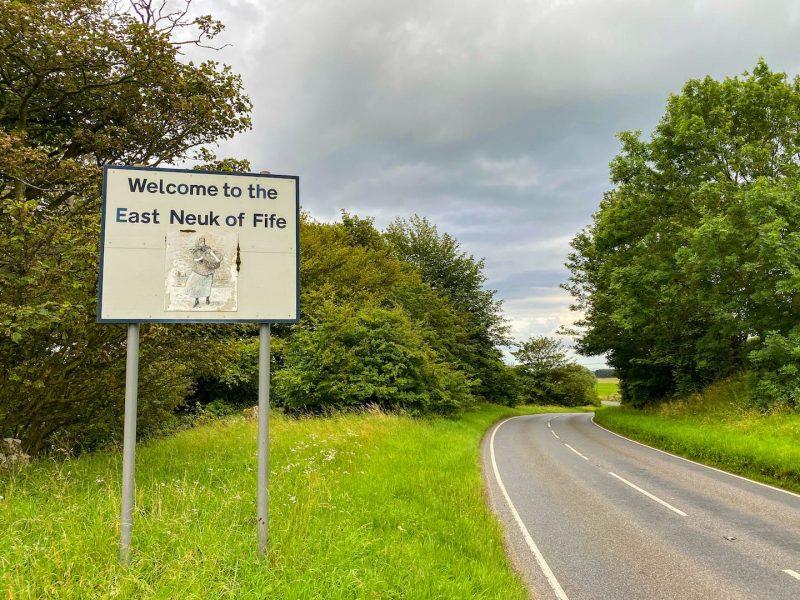 East Neuk Fife come arrivare