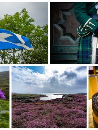 Simboli scozzesi