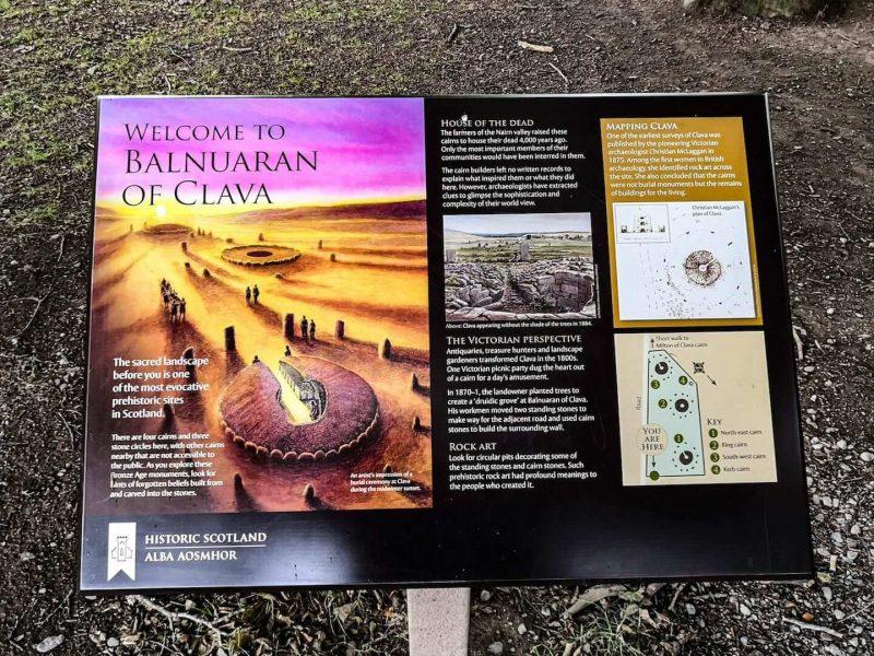 Come arrivare Clava Cairns
