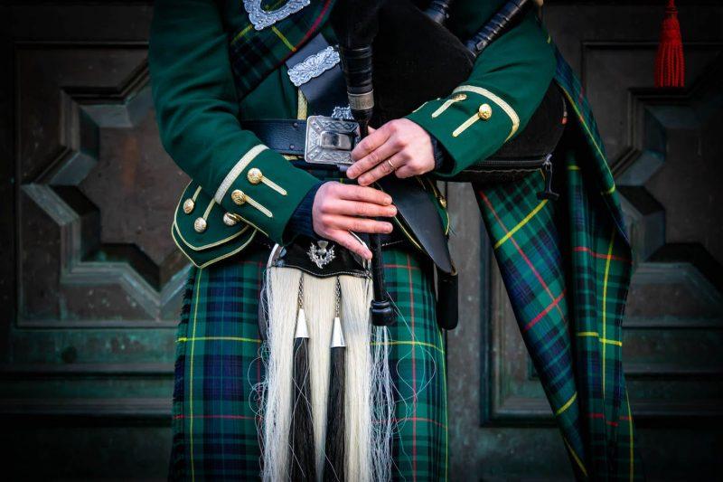 Simboli scozzesi tartan