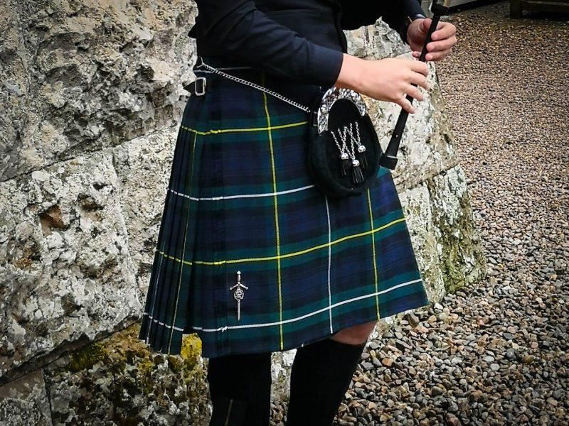 Simboli scozzesi kilt