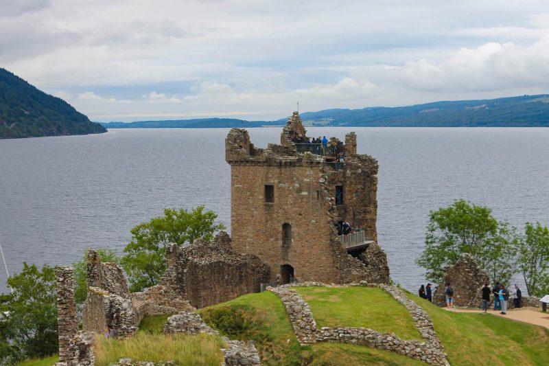 Loch ness simboli scozzesi