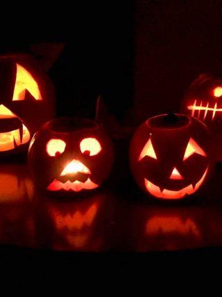 Halloween Scozia viaggio